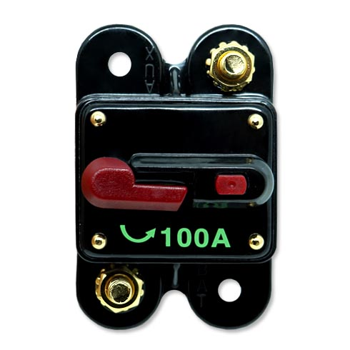 Disjuntor Automotivo 100A  - BEST SALE SHOP