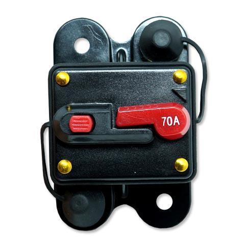Disjuntor Automotivo Seven Parts 70A  - BEST SALE SHOP