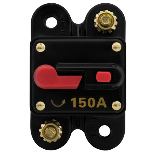 Disjuntor Automotivo Tech One 150A  - BEST SALE SHOP