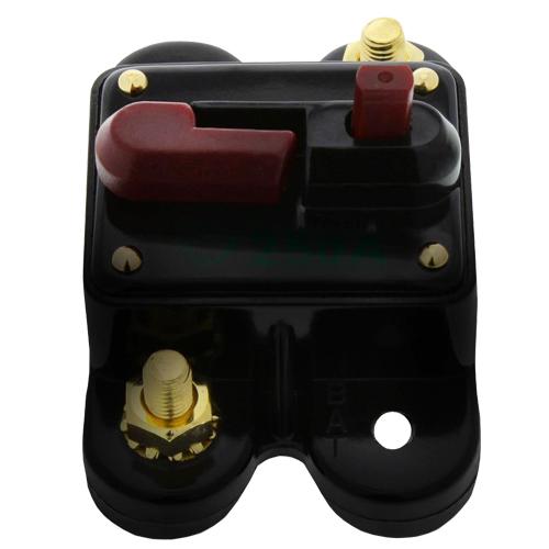 Disjuntor Automotivo 250A Tech One Proteção Som Resetável Liga Desliga  - BEST SALE SHOP