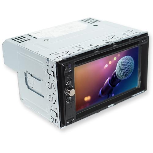 Dvd Automotivo 2 Din 6.2 Napoli DVD-TV 6260 Sd Usb Bluetooth Tv Analógica  - BEST SALE SHOP