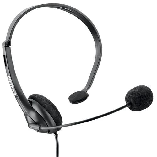 Kit 4 Telefones Headset com Base Discadora Teclado e Identificador de Chamadas Elgin HST 8000 Preto  - BEST SALE SHOP
