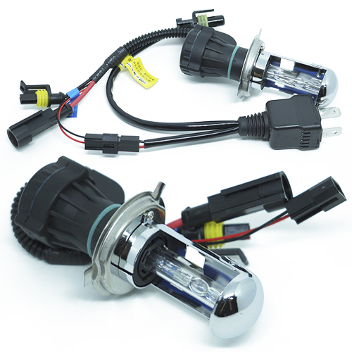 Kit Bi Xenon Carro 12V 35W Tech One H4-3 4300K  - BEST SALE SHOP