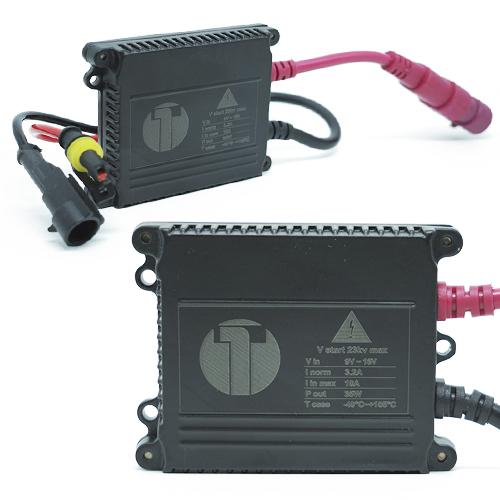 Kit Bi Xenon Carro 12V 35W Tech One H4-3 6000K  - BEST SALE SHOP