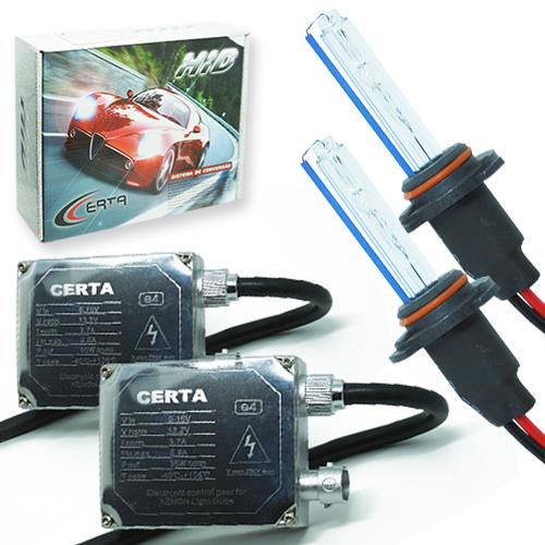 Kit Xenon Carro 12V 35W Certa Hb3-9005 8000K  - BEST SALE SHOP