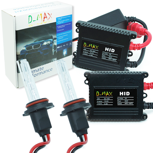 Kit Xenon Carro 12V 35W D-Max HB4-9006 6000K  - BEST SALE SHOP