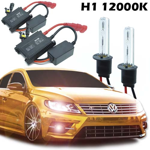 Kit Xenon Carro 12V 35W H1 12000K  - BEST SALE SHOP