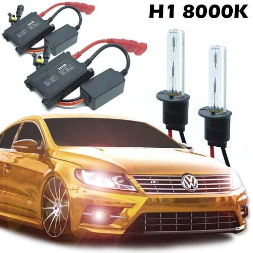 Kit Xenon Carro 12V 35W H1 8000K  - BEST SALE SHOP