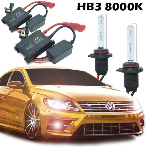Kit Xenon Carro 12V 35W Hb3-9005 8000K  - BEST SALE SHOP