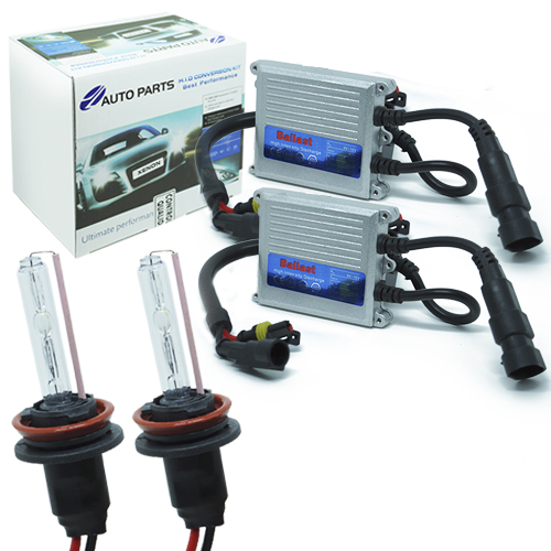 Kit Xenon Carro 12V 35W Jl Auto Parts H11 8000K  - BEST SALE SHOP