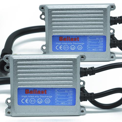 Kit Xenon Carro 12V 35W Jl Auto Parts H27 4300K  - BEST SALE SHOP