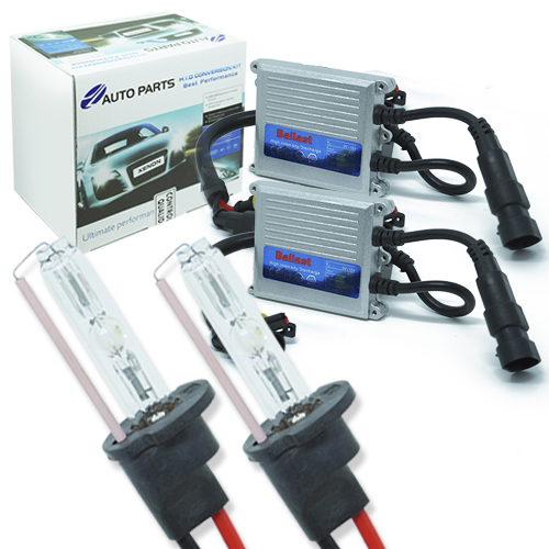 Kit Xenon Carro 12V 35W Jl Auto Parts H3 6000K  - BEST SALE SHOP