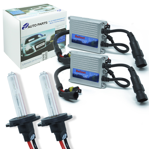 Kit Xenon Carro 12V 35W Jl Auto Parts H7 8000K  - BEST SALE SHOP