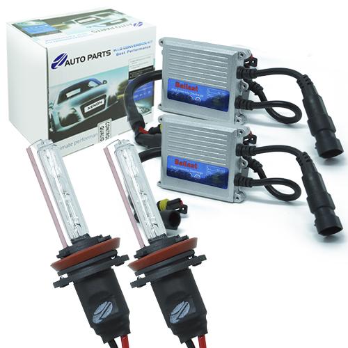 Kit Xenon Carro 12V 35W Jl Auto Parts H8 10000K  - BEST SALE SHOP