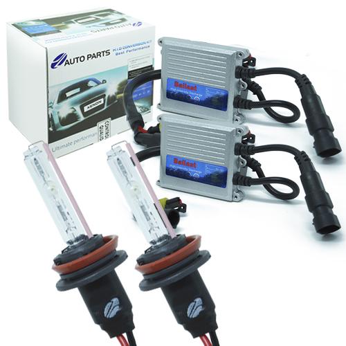 Kit Xenon Carro 12V 35W Jl Auto Parts H8 6000K  - BEST SALE SHOP