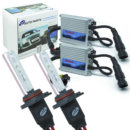 Kit Xenon Carro 12V 35W Jl Auto Parts Hb3-9005 10000K  - BEST SALE SHOP