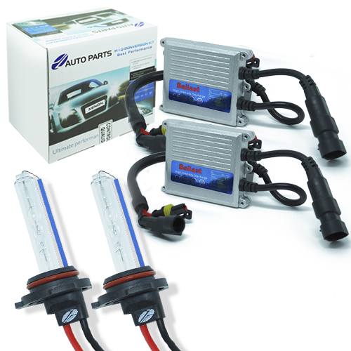 Kit Xenon Carro 12V 35W Jl Auto Parts Hb4-9006 6000K  - BEST SALE SHOP