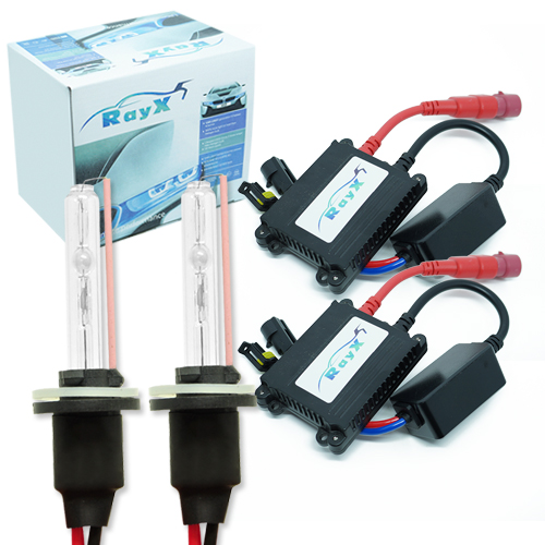 Kit Xenon Carro 12V 35W Rayx H27 10000K  - BEST SALE SHOP