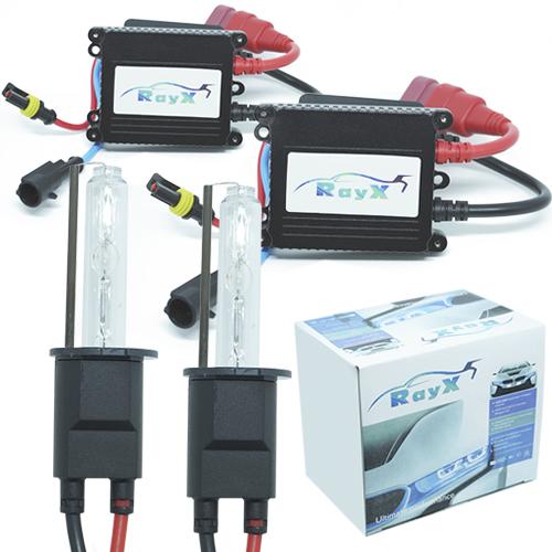 Kit Xenon Carro 12V 35W Rayx H3 4300K  - BEST SALE SHOP