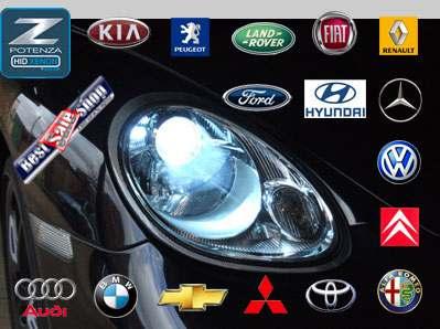 Kit Xenon Carro 12V 35W Rayx H7 6000K  - BEST SALE SHOP