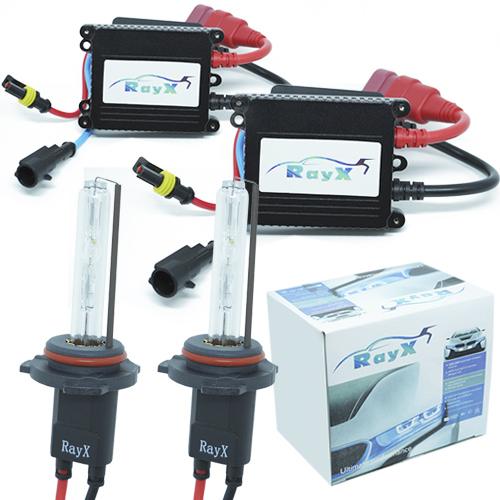 Kit Xenon Carro 12V 35W Rayx HB4-9006 4300K  - BEST SALE SHOP