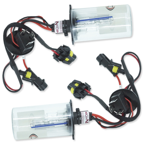 Kit Xenon Carro 12V 35W Seven Parts H4-2 8000K  - BEST SALE SHOP