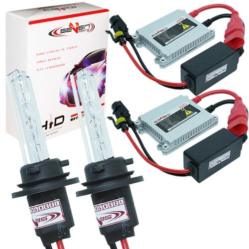Kit Xenon Carro 12V 35W Seven Parts H8 6000K  - BEST SALE SHOP