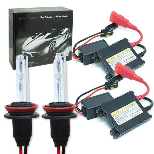 Kit Xenon Carro 12V 35W Tay Tech H11 6000K  - BEST SALE SHOP