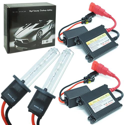 Kit Xenon Carro 12V 35W Tay Tech H1 6000K  - BEST SALE SHOP