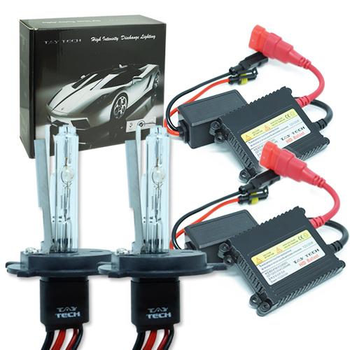 Kit Xenon Carro 12V 35W Tay Tech H4-2 6000K  - BEST SALE SHOP