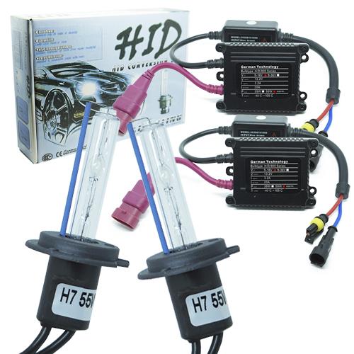 Kit Xenon Carro 12V 55W Importado H7 8000K  - BEST SALE SHOP