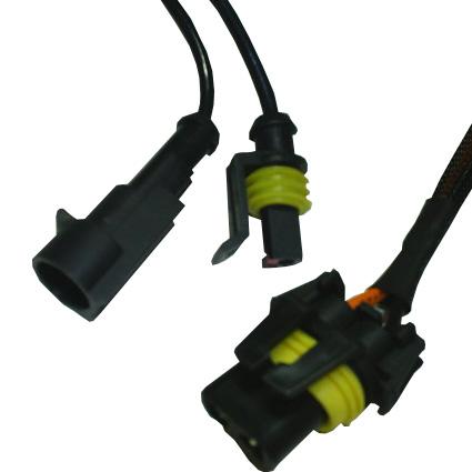 Lâmpada Xenon Reposição 12V 35W H27 6000K  - BEST SALE SHOP