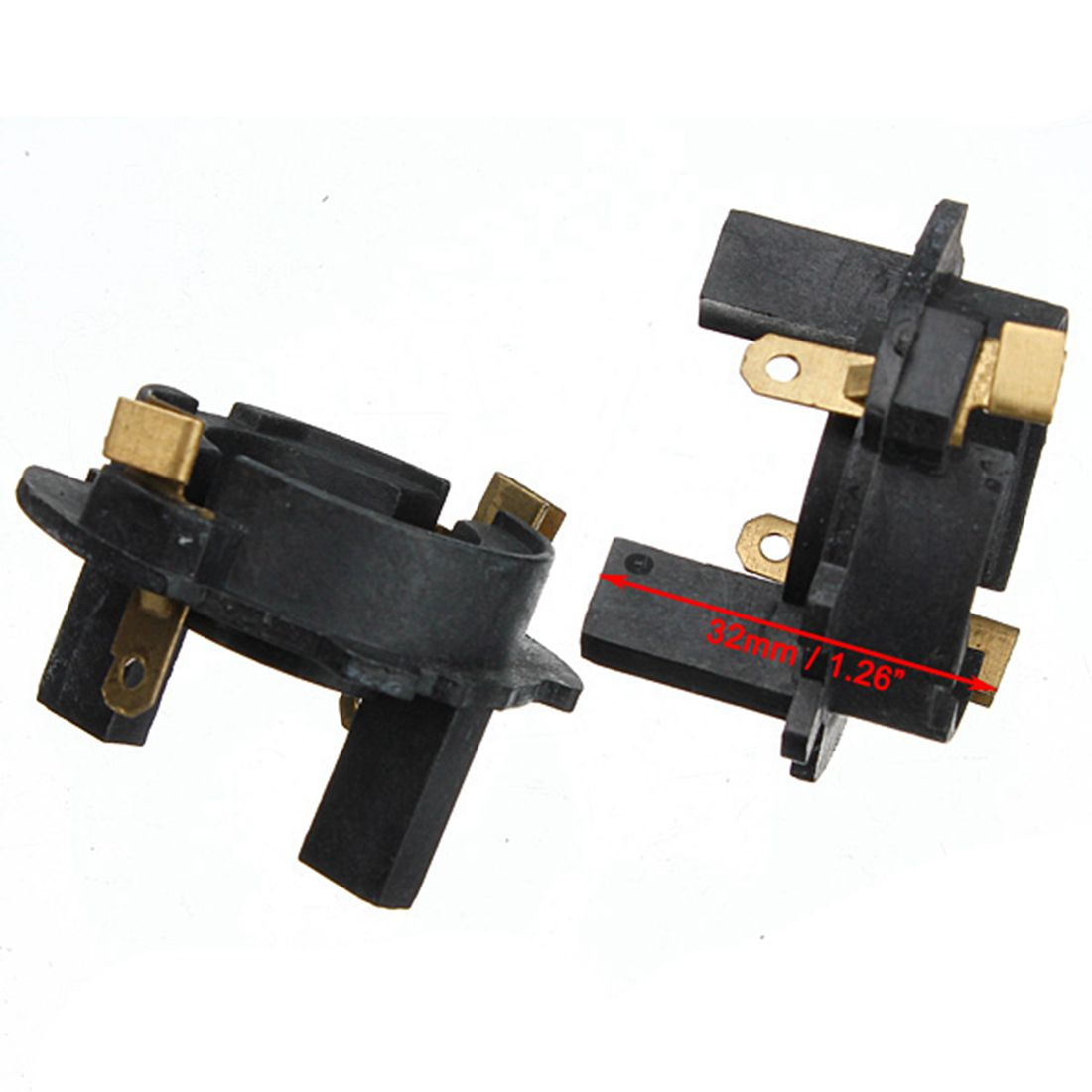 Par Adaptador para Lâmpada Xenon H7 Jetta Tiguan Até 2010  - BEST SALE SHOP