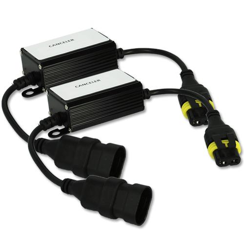 Par Canceller Lâmpada Super Led 6400 Lumens Seven Parts H11 6000K  - BEST SALE SHOP