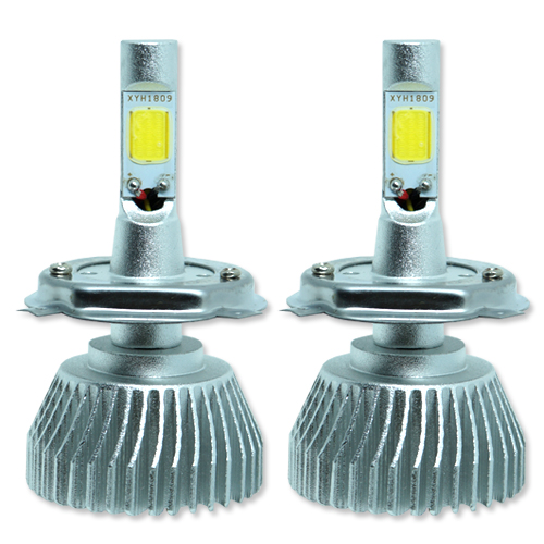 Par Lâmpada Super Led 6400 Lumens 12V 24V 32W Seven Parts H4 6000K  - BEST SALE SHOP