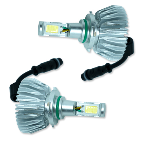 Par Lâmpada Super Led 6400 Lumens 12V 24V 32W Seven Parts HB3-9005 6000K  - BEST SALE SHOP