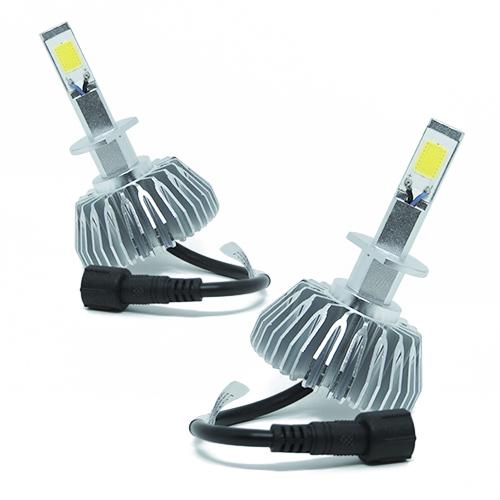 Par Lâmpada Super Led 6000 Lumens 12V 24V H1 6000K  - BEST SALE SHOP
