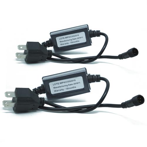 Par Lâmpada Super Led 6000 Lumens 12V 24V H4 (Bi) 6000K  - BEST SALE SHOP