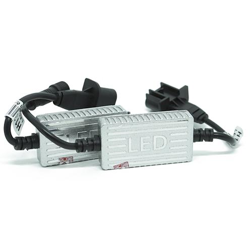 Par Lâmpada Super Led 8000 Lumens 12V 24V 3D H4 (Bi) 6000K  - BEST SALE SHOP