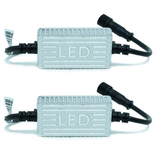 Par Lâmpada Super Led 8000 Lumens 12V 24V 48W Seven Parts 3D H16 6000K  - BEST SALE SHOP