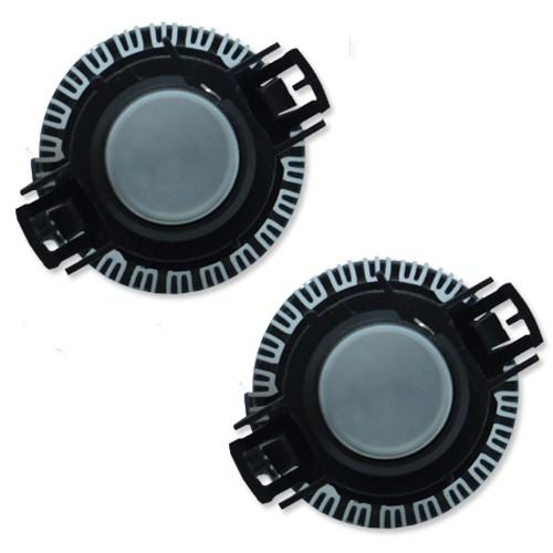 Par Lâmpada Super Led 9000 Lumens 12V 24V 40W Guzz H16 6000K  - BEST SALE SHOP