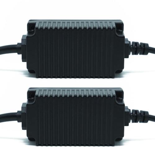 Par Lâmpada Super Led 9000 Lumens 12V 24V 50W Shocklight Power Led 3D H4 (Bi) 6000K  - BEST SALE SHOP