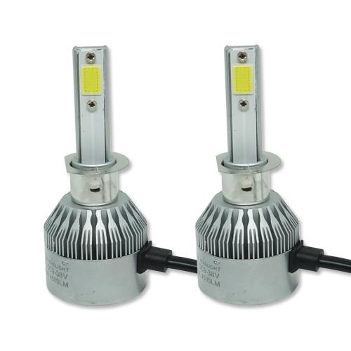 Par Lâmpada Super Led 9000 Lumens 12V 24V H1 6000K  - BEST SALE SHOP