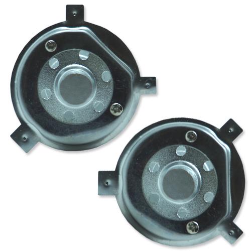 Par Lâmpada Super Led com Canceller 6400 Lumens 12V 24V 32W Seven Parts H4 6000K  - BEST SALE SHOP