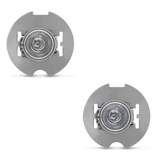 Par Lâmpada Xenon Reposição 12V 35W H3 8000K  - BEST SALE SHOP
