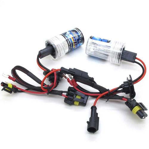 Par Lâmpada Xenon Reposição 12V 35W Hb3-9005 6000K  - BEST SALE SHOP