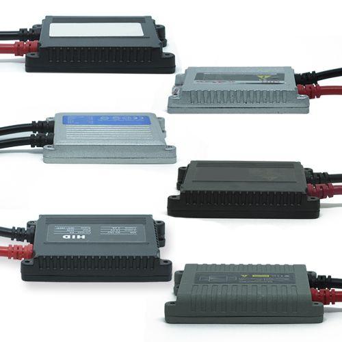 Par Reator Xenon Slim Reposição Universal 12V 35W para Carro e Moto  - BEST SALE SHOP
