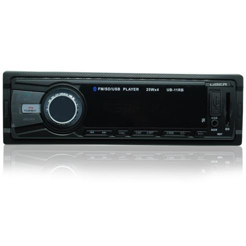 Rádio Mp3 Automotivo Bluetooth Uber UB-11RB Sd Usb Aux Controle  - BEST SALE SHOP