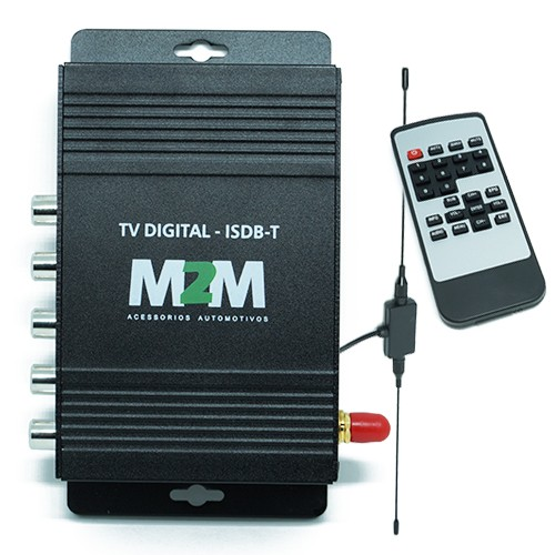 Receptor Tv Digital Automotivo  - BEST SALE SHOP
