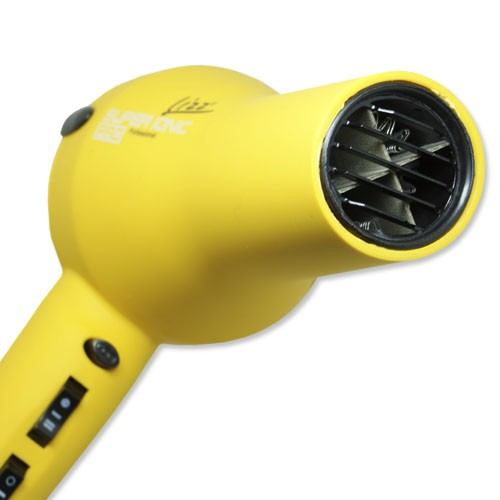 Secador de Cabelo 2000W 127V Lizz Super Ionic Pro CH0003A Amarelo com Inmetro  - BEST SALE SHOP